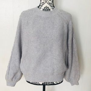 NWT Boden gray sweater